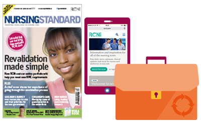Nursing Standard Online Journals