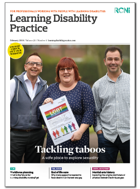 Learning Disability Practice