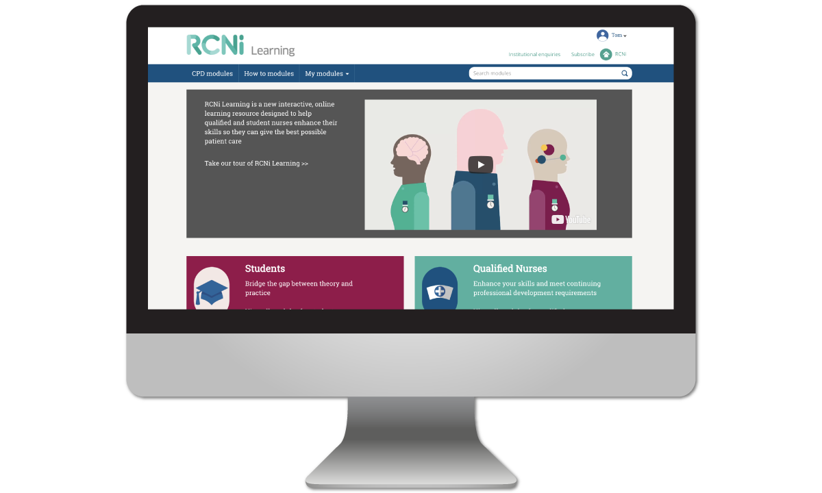 Subscribe to RCNi Learning